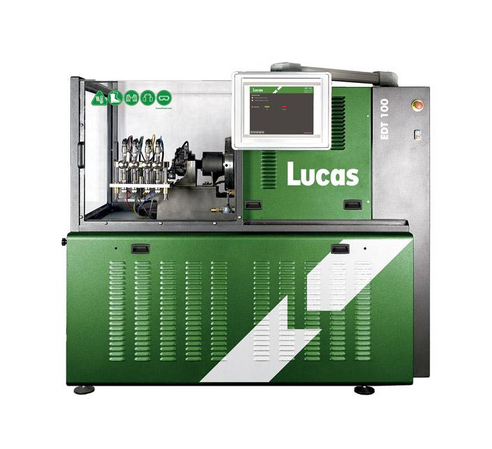 EDT 100 / 101 • Lucas Diesel  Trust Lucas